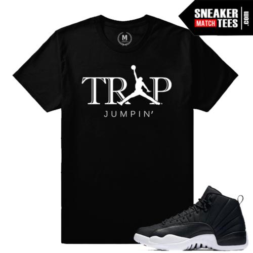 T shirt Match Jordan 12 Neoprene
