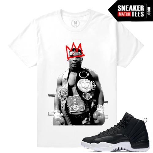 T shirt matching Nylon 12 Jordans