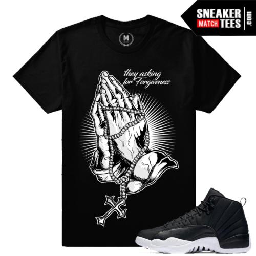 T shirt Neoprene 12 Jordans