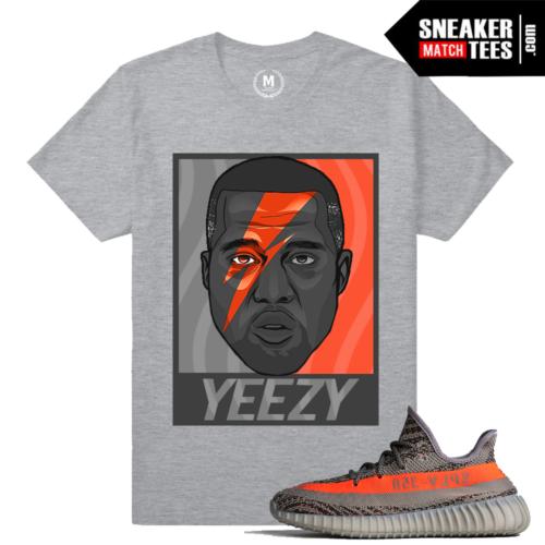 Yeezy 350 Boost Beluga Matching T shirt