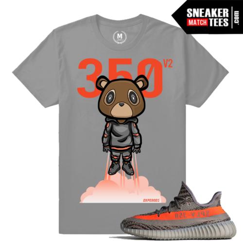 Yeezy Boost 350 Beluga Match T shirt