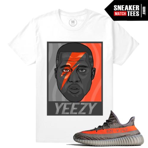 Yeezy Boost 350 Beluga T shirt Match