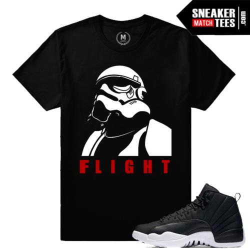 T shirt matching Sneaker Jordan Neoprene 12s
