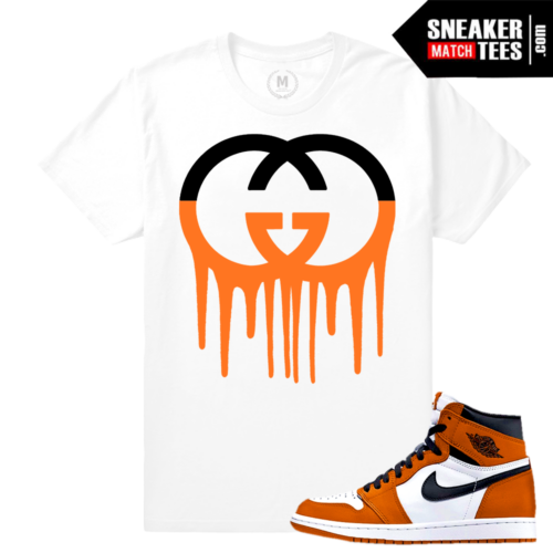 Jordan 1 Shattered Backboard matching shirt