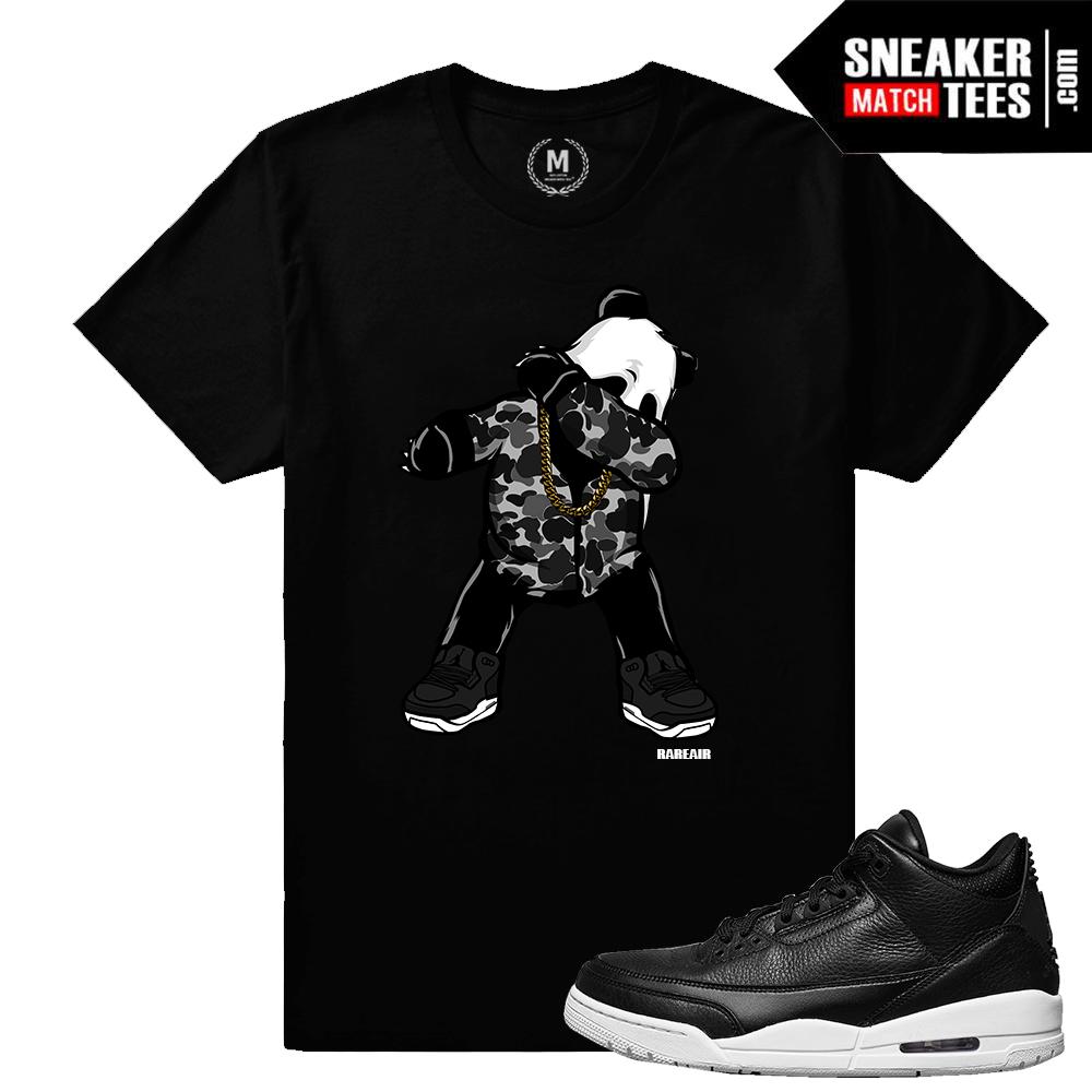 jordan 3 cyber monday match shirts sneaker match tees. Black Bedroom Furniture Sets. Home Design Ideas