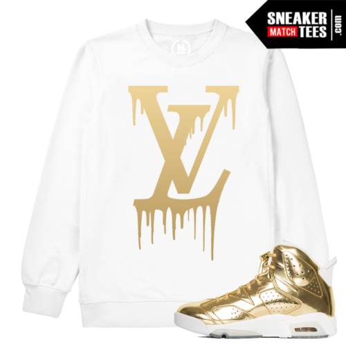 Jordan 6 Pinnacle Match Crewneck Sweatshirt