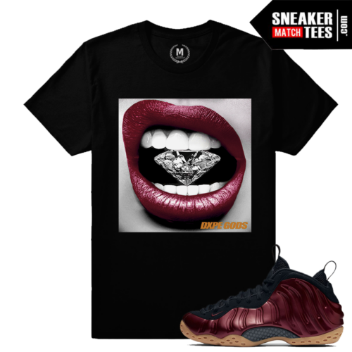 Maroon Foams Shirt