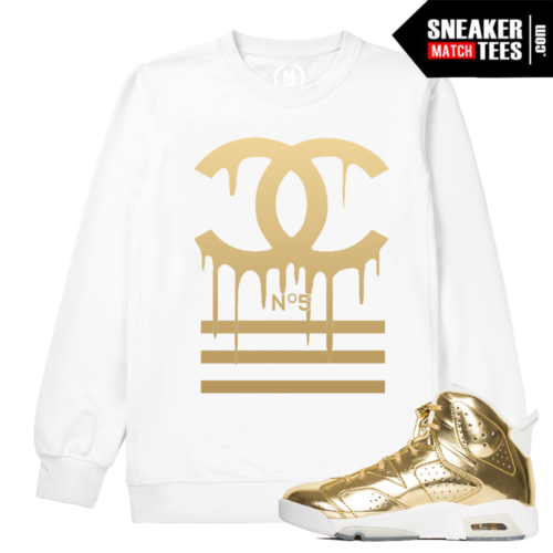 Pinnacle 6s Crewneck Match