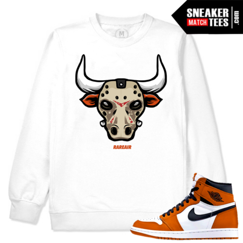 Reverse Shattered Backboard 1s match Crewneck Sweatshirt