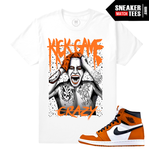 Shattered BackBoard 1s matching t shirt