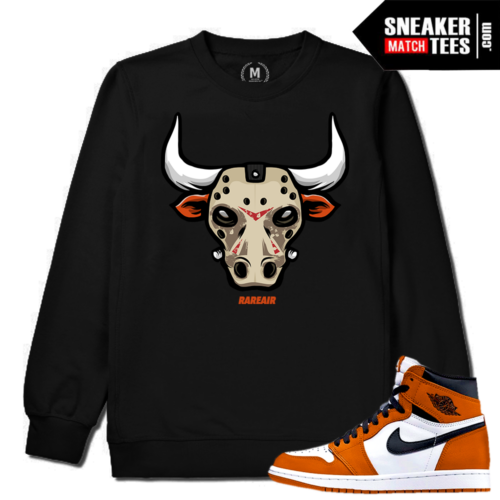 Shattered Backboard 1s Reverse Matching Crewneck