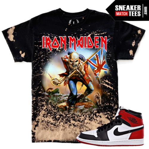 Shirts Matching Jordan 1 Black Toe