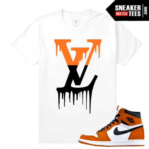 t shirt match Jordan 1 shattered backboard