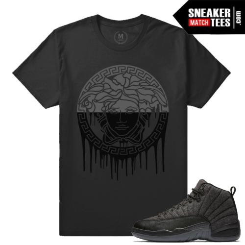 Wool 12s matching Medusa T shirt