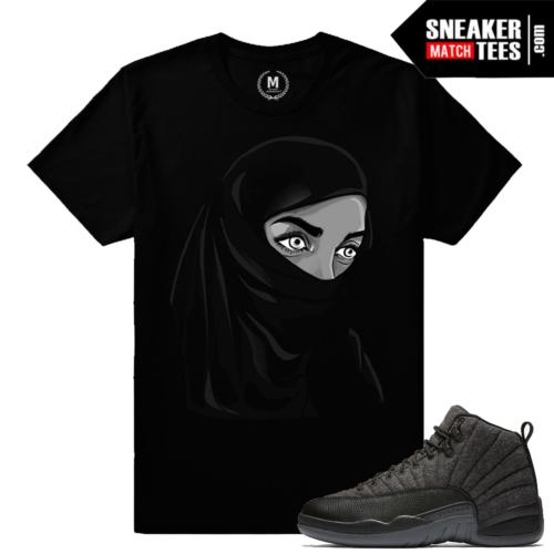 Wool 12s matching Sneaker T shirt