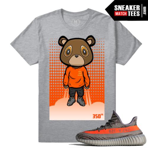 Yeezy 350 Boost T shirt Yeezy Bear