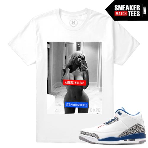 Air Jordan 3 True Blue 3 Jordans