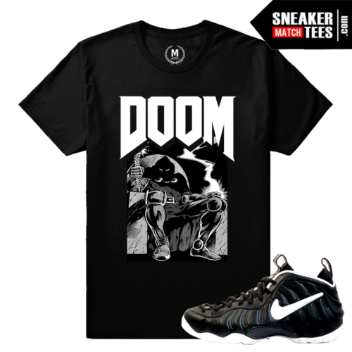 Dr Doom Foams Tee Shirt Match