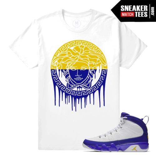 Match Jordan Kobe Retro Sneaker Tees