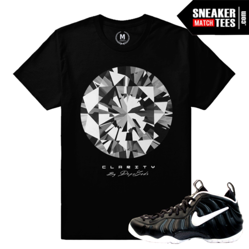 Sneaker shirts Matching Dr Doom Foamposite
