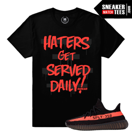 Yeezy Boost 350 Matching T shirts