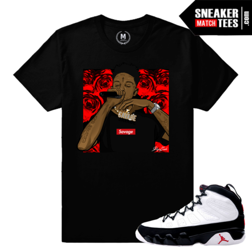 Og 9 Jordan T shirt Match