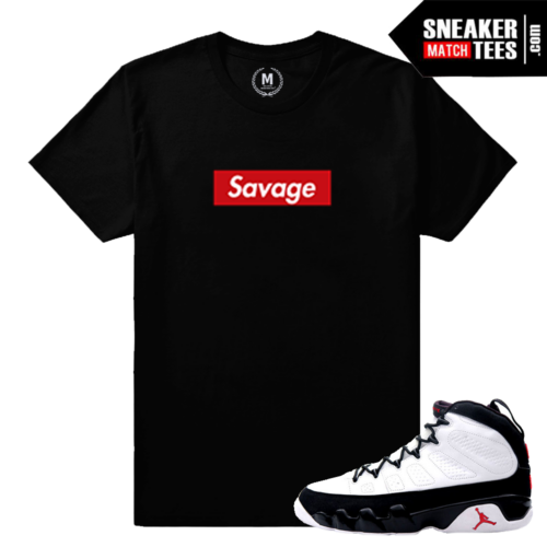 Shirt Match OG 9 Jordan Retro