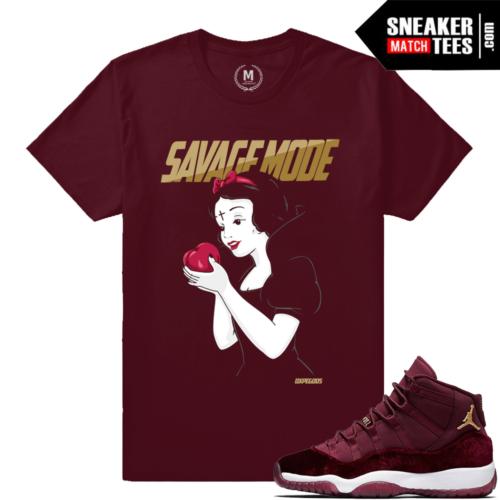 Shirts Match Jordan 11 Velvet