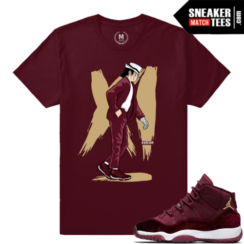 Shirts Match Velvet 11 Jordan Retros
