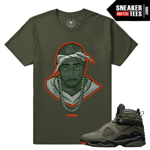 Sneaker Tees Match Jordan 8 Take Flight