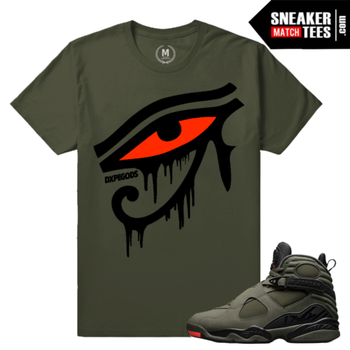 Sneaker tees Match Jordan Take Flight 8