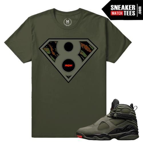 Air Jordan Take Flight 8 Match Shirts
