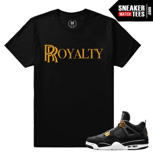 Shirts Match Jordan 4 Royalty