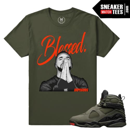 Sneaker Match Shirts Jordan 8 Take Flight