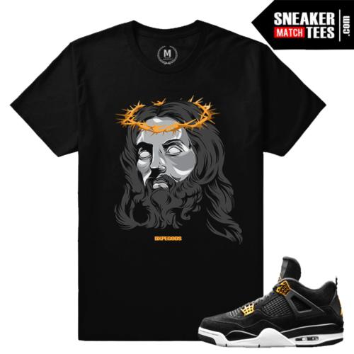 Sneaker Shirt Matching Royalty 4s