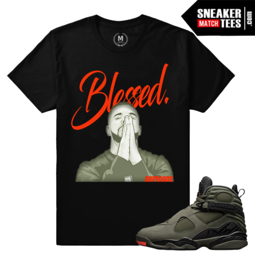 Sneaker Tees Matching Jordan 8 Take Flight