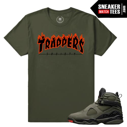T shirt Match Take Flight 8 Jordans