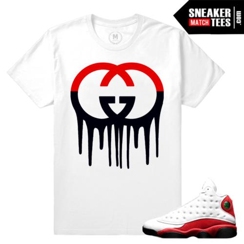 Match T shirt Chicago 13 Jordans