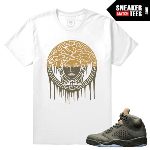Sneaker Match Jordan 5 Take Flight
