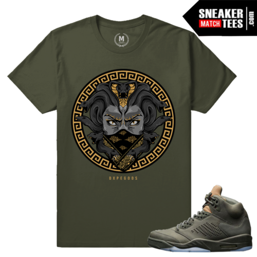 Sneaker Tees Matching Take Flight Jordan Retro 5