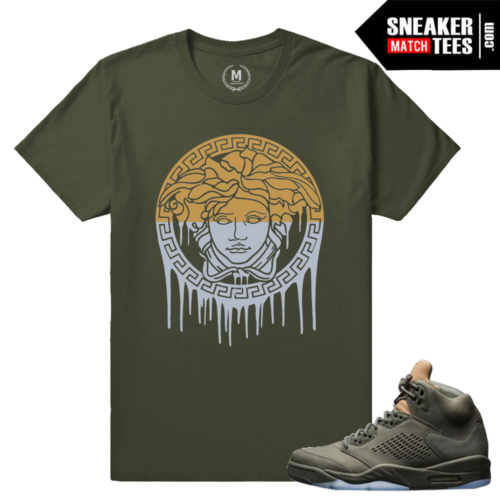 Sneaker tees Air Jordan Take Flight 5s