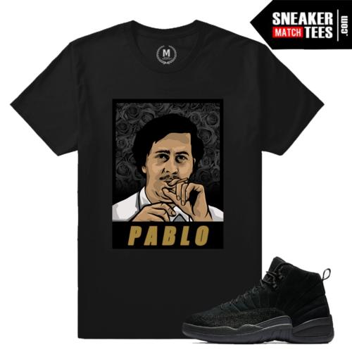 T shirt OVO 12 Jordan Retros