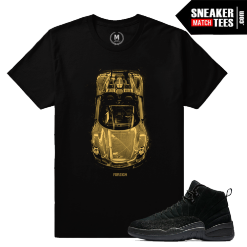 T shirts matching OVO 12 Black
