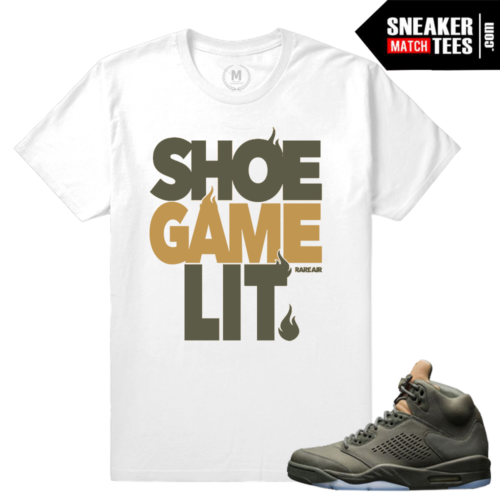 T shirts matching Take Flight 5 Air Jordan