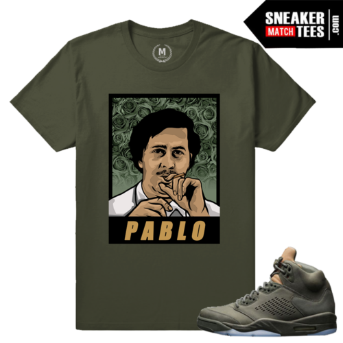 Take Flight 5s sneaker tee