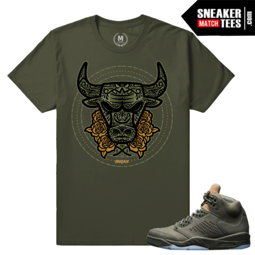 Take Flight T shirts Match Air Jordan 5