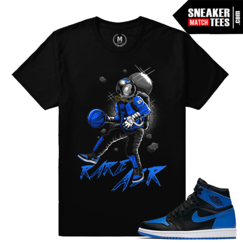 Air Jordan 1 Royal Match Sneaker tees