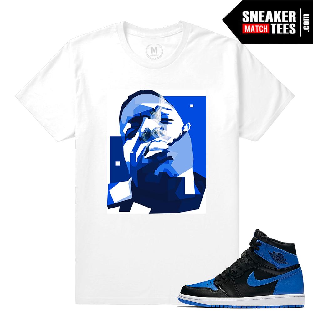 Air Jordan 1 Royal Og T Shirt