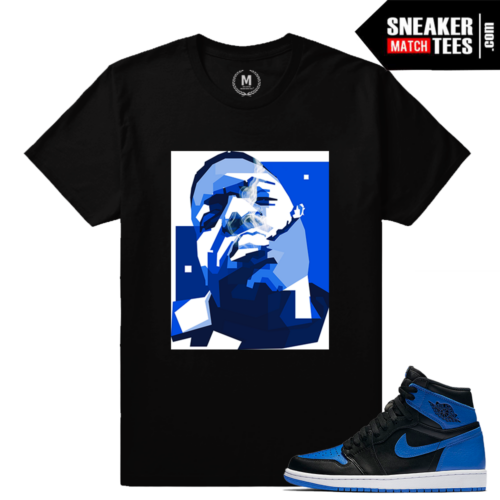 Air Jordan 1 Royal T shirt