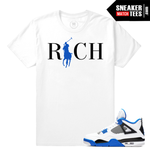 Air Jordan 4 Motorsport Shirt